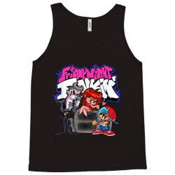 friday night funkin singing battle t shirt Tank Top | Artistshot