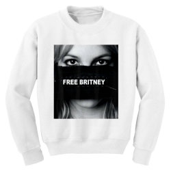 free britney movement hashtag limited Youth Sweatshirt | Artistshot
