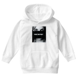 free britney movement hashtag limited Youth Hoodie | Artistshot