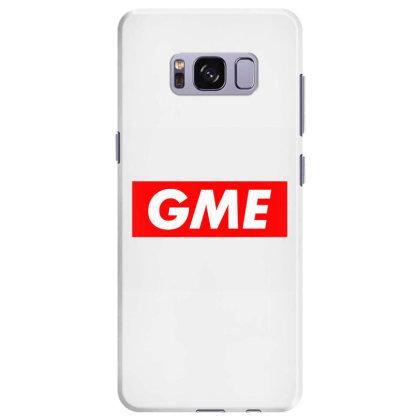 Run Gme Gamestock Samsung Galaxy S8 Plus Case Designed By Oktaviany