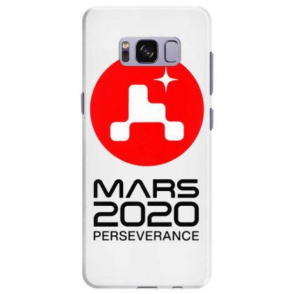 Mars Perseverance Logo Samsung Galaxy S8 Plus Case Designed By Oktaviany