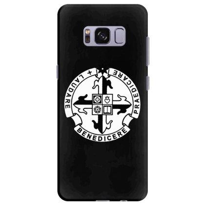 Church Laudare Logo Samsung Galaxy S8 Plus Case Designed By Oktaviany