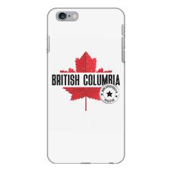 British Columbia - Princeton iPhone 6 Plus/6s Plus Case | Artistshot