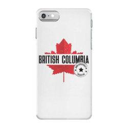 British Columbia - Princeton iPhone 7 Case | Artistshot