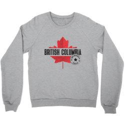 British Columbia - Princeton Crewneck Sweatshirt | Artistshot