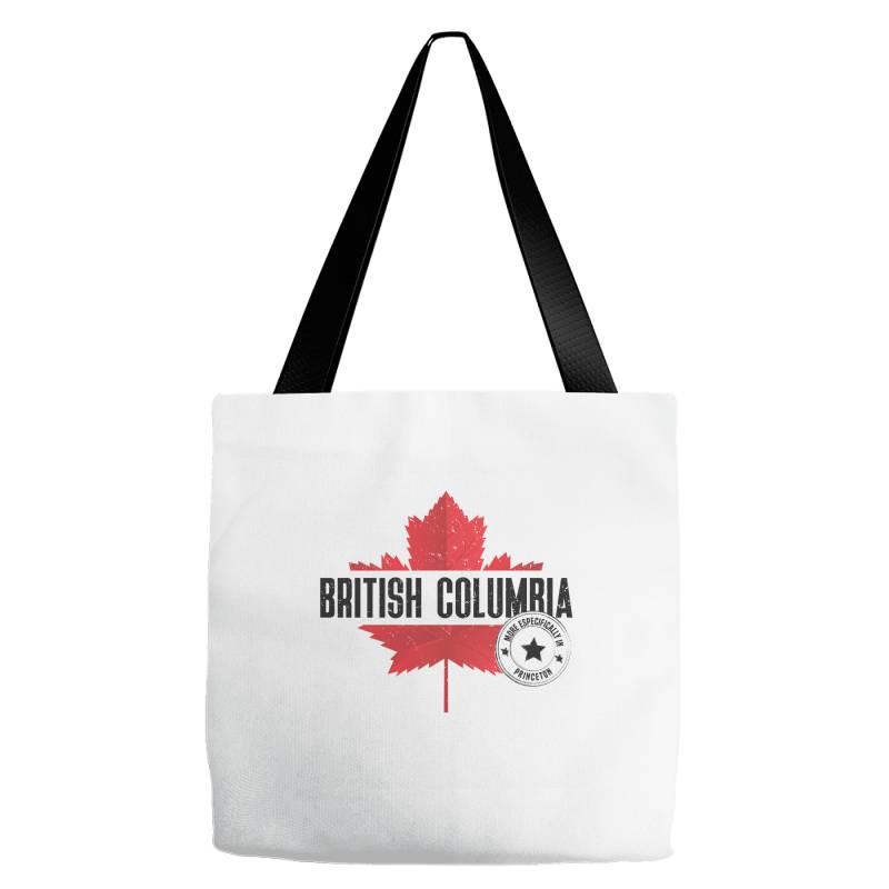 British Columbia - Princeton Tote Bags | Artistshot