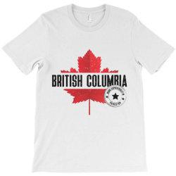 British Columbia - Princeton T-Shirt | Artistshot