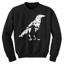 The Crow Youth Sweatshirt | Artistshot