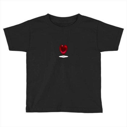 Romintic Heart T-shirts Toddler T-shirt Designed By Junaidk