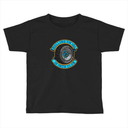 Automobile Toddler T-shirt Designed By Saphira Nadia