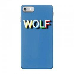 wolf iPhone 7 Case | Artistshot