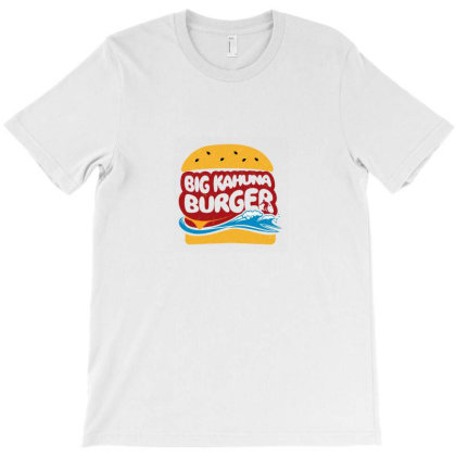 Big Kahuna Burger T-shirt Designed By Agus Loli