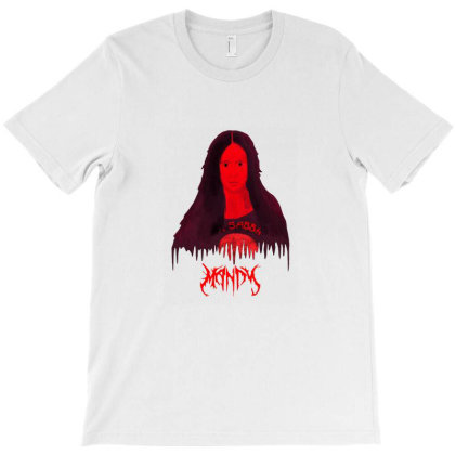 Mandy Logo T-shirt Designed By Agus Loli