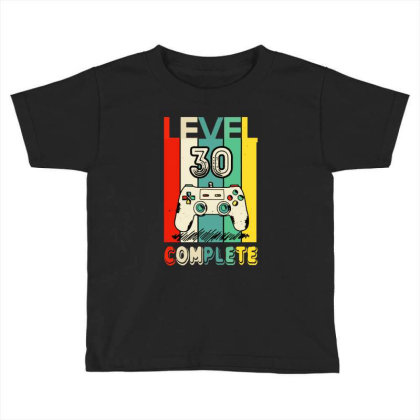 30 Anni Compleanno Toddler T-shirt Designed By Nicole Tees