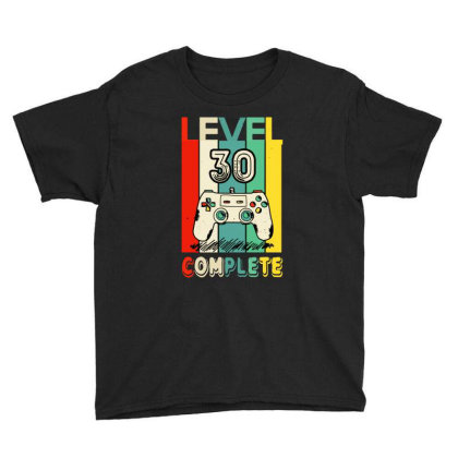 30 Anni Compleanno Youth Tee Designed By Nicole Tees