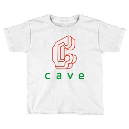 Cave Toddler T-shirt Designed By Best Seller Apparel