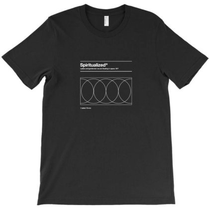 Spiritualized Logo T-shirt Designed By Agus Loli