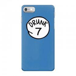 drunk7 iPhone 7 Case | Artistshot