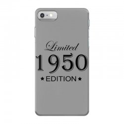 limited edition 1950 iPhone 7 Case | Artistshot