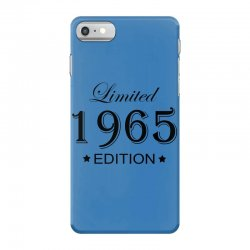 limited edition 1965 iPhone 7 Case | Artistshot