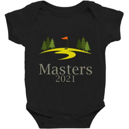 Masters Golf 2021 Baby Bodysuit