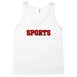 sports gift merch Tank Top   Artistshot