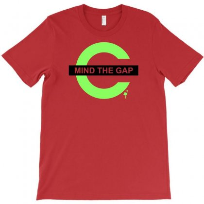 Mind The Gap Kcco Keep Calm And Chive On The Chive T-shirt Designed By Ysuryantini21