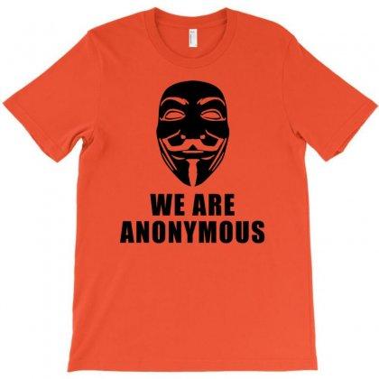 We Are Anonymous Tshirt Pipa Sopa Acta V For Vendetta Hacker's T Shirt T-shirt Designed By Ysuryantini21