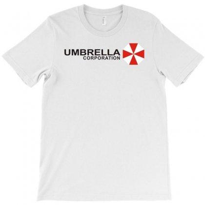 Umbrella Cooperation T Shirt Top Tee Tshirt Resident Evil Athletic Log T-shirt Designed By Ysuryantini21