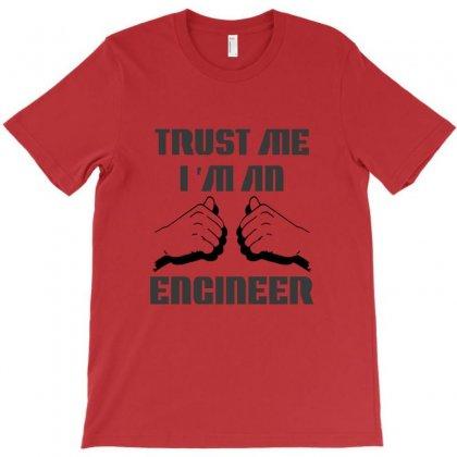 I'm An Engineer T-shirt Designed By Ysuryantini21