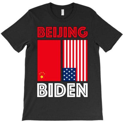 Beijing Biden T-shirt Designed By Badaudesign