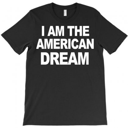 I Am The American Dream Funny Shirt Wire The Omar T-shirt Designed By Ysuryantini21