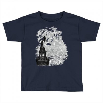 Rise Of The Goblin King Toddler T-shirt Designed By Ysuryantini21