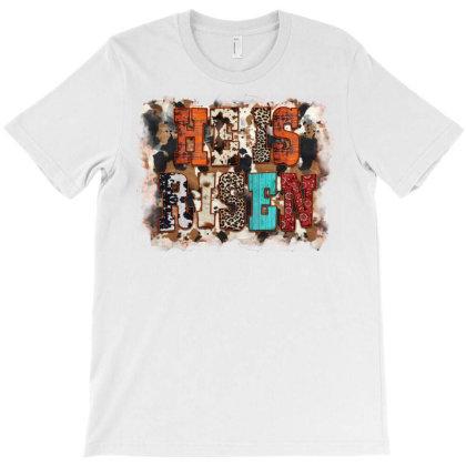 He Is Risen T-shirt Designed By Badaudesign