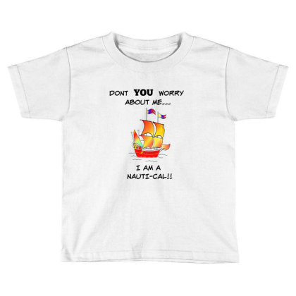 Boating 2 Toddler T-shirt Designed By Kanjala01