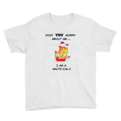 Boating 2 Youth Tee Designed By Kanjala01