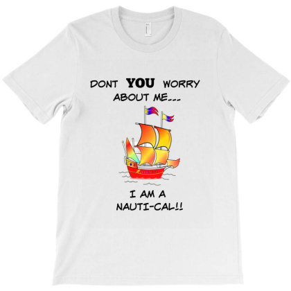 Boating 2 T-shirt Designed By Kanjala01