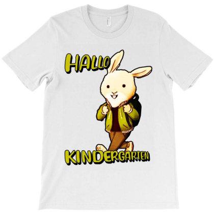 Hallo Kinderarten Kita T-shirt Designed By Sie Sie
