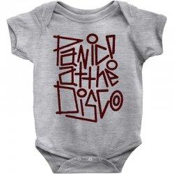 PANİC AT THE DİSCO Baby Bodysuit | Artistshot