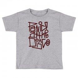 PANİC AT THE DİSCO Toddler T-shirt | Artistshot