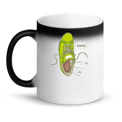 Bless You Funny Shoe Magic Mug Designed By Dony_store