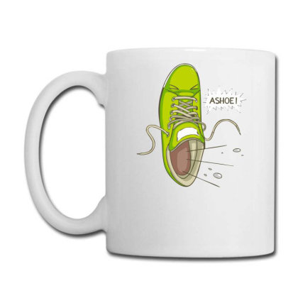 Bless You Funny Shoe Coffee Mug Designed By Dony_store
