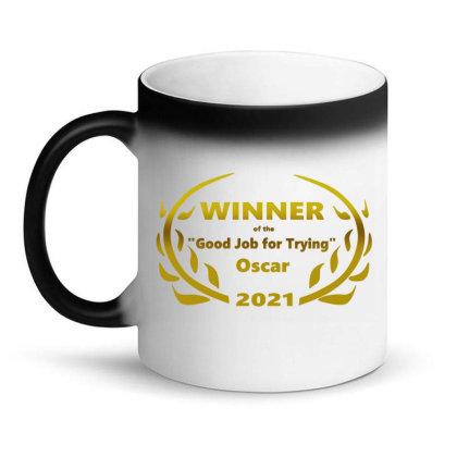 My Award Magic Mug Designed By Kamprett Apparel