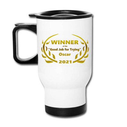 My Award Travel Mug Designed By Kamprett Apparel