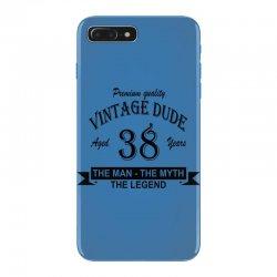 aged 38 years iPhone 7 Plus Case | Artistshot