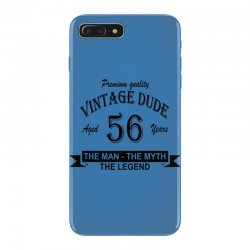 aged 56 years iPhone 7 Plus Case | Artistshot