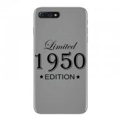 limited edition 1950 iPhone 7 Plus Case | Artistshot