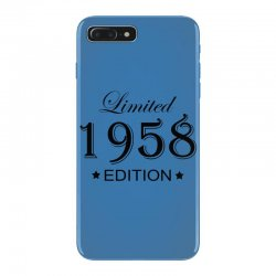 limited edition 1958 iPhone 7 Plus Case | Artistshot