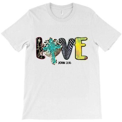 Love T-shirt Designed By Costom