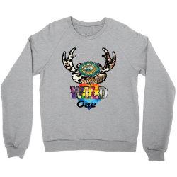 wild one Crewneck Sweatshirt | Artistshot